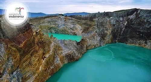 Wonderful Indonesia | Kelimutu Flores