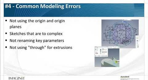 The Top 5 Fails for Autodesk Inventor