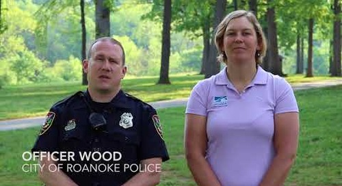 Roanoke Street Safe - Greenway Safety Tips