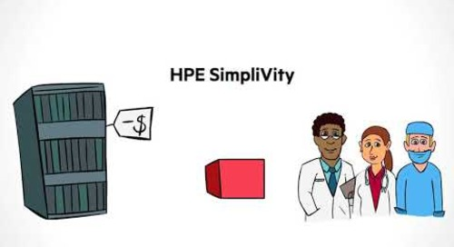 Healthcare Digital Transformation with Connection Enterprise and Hewlett Packard Enterprise
