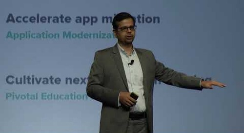 Singapore - Evolution of a Platform - Sachin Shridhar, Shaun Norris & Jerome Walter