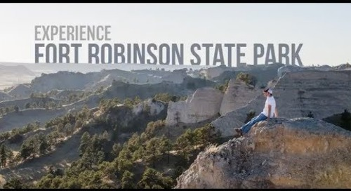 Experience Fort Robinson State Park