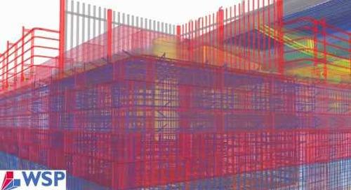Tekla New Project Showcase - Crusell Bridge