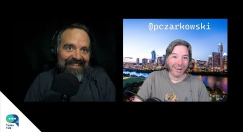 Tanzu Talk: Platform Operations and Pain Boxes, with Paul!