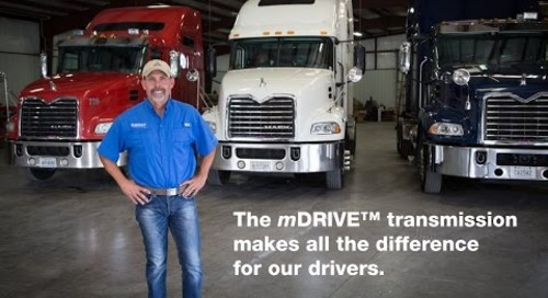 Fleeman Carriers - The mDRIVE Transmission makes the difference