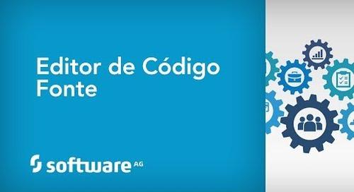 Editor de Código Fonte