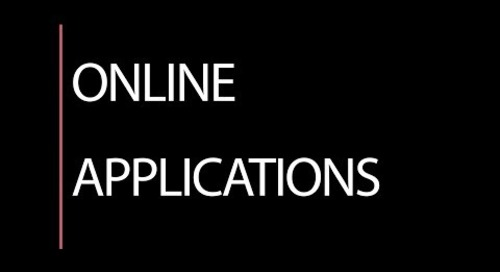Online Applications