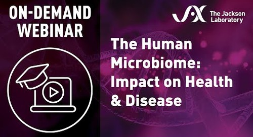 The Human Microbiome: Impact on Health and Disease