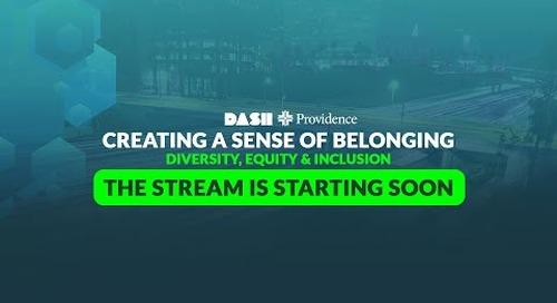 Creating a Sense of Belonging