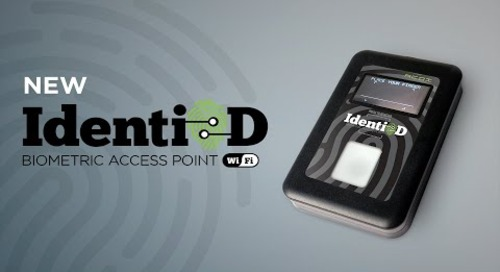 Identid + WiFi