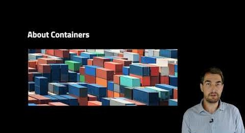 Modern Qt Development with Software Containers for Devices