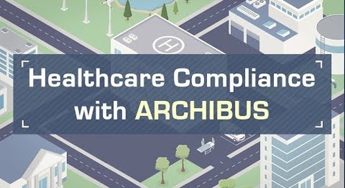 IMAGINiT Healthcare Compliance with ARCHIBUS