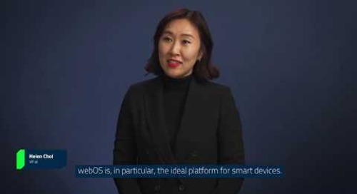 LG Electronics use Qt to power their evolving webOS platform