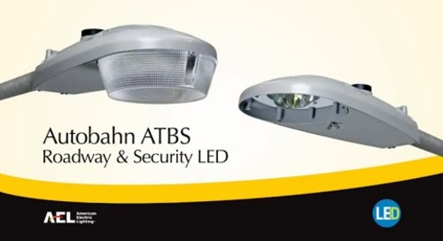 Autobahn ATBS LED Roadway & Security Luminaire