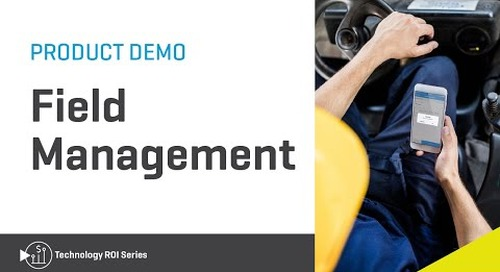 Viewpoint Field Management Overview Demo