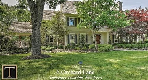 6 Orchard Ln Tewkbury Twp, NJ