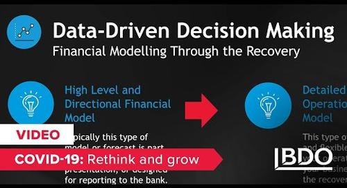 Financial Forecasting Through the Recovery | BDO Canada