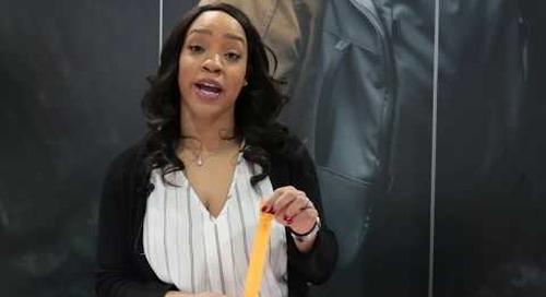 Natalia Alicea introduces YKK's VISLON® Slim Zipper