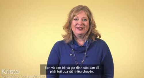 Beyond Cancer Treatment - Overview (Vietnamese subtitles)