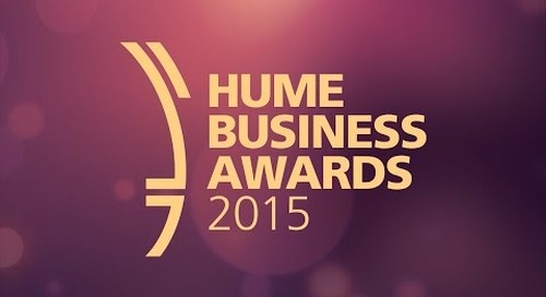 Hume City Council: Business Awards 2015