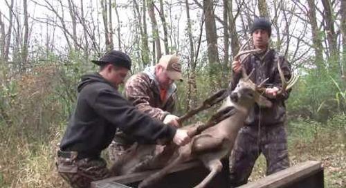 Big Buck Down in Wisconsin!