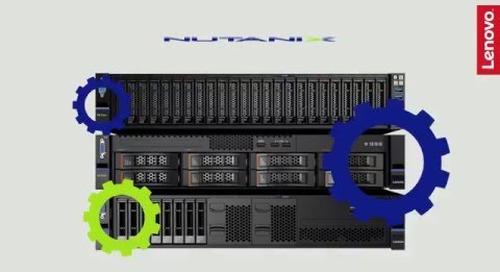 Lenovo Converged HX Series Video  (Music only)