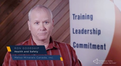 Building A Safer North: Metso Minerals Manufacturing Canada Inc.
