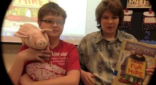 Story Cube by Chenango Forks Students