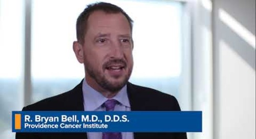 Providence Wellness Watch KGW March 2020 60 Head and Neck Cancer Dr. Bell