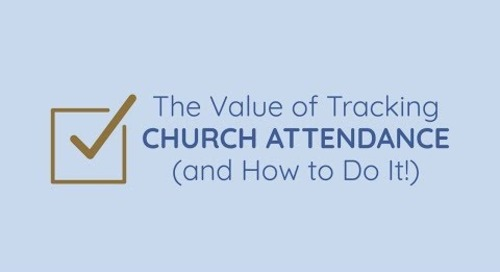The Value of Tracking Church Attendance (and How to Do It!)