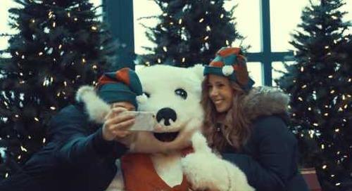 Happy Holidays from Travel Manitoba!