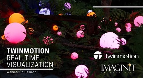 Introducing Twinmotion, the Real-Time Immersive Visualization Platform