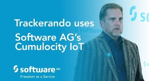 Trackerando uses Software AG´s Cumulocity IoT