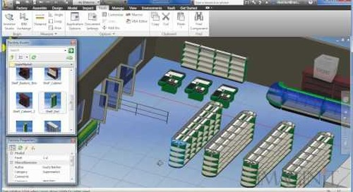 Autodesk Factory Design Suite Tutorial