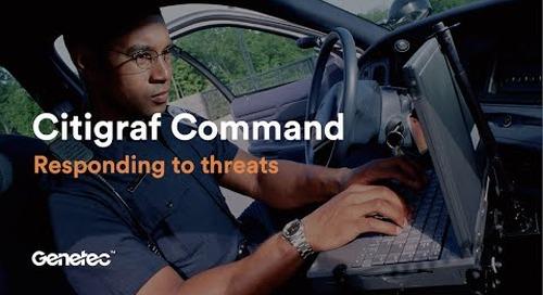Citigraf Command - Demo video