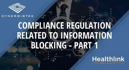 Compliance Regulation Related to Interoperability - Part 2