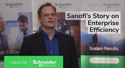 Getting Beyond the Low Hanging Fruit - Sanofi's Story on Enterprise Efficiency