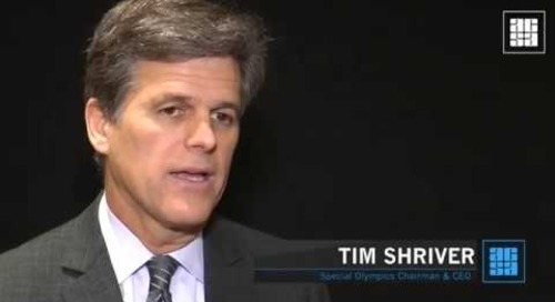 ACSA SPEAKER SERIES: Dr. Timothy Shriver