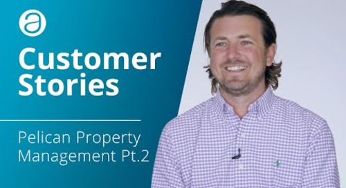 AppFolio Customer Stories – Pelican Property Management Pt. 2