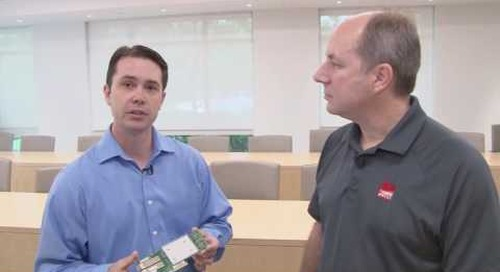 QLogic Enhanced Gen 5 16Gb Fibre Channel HBAs Video Walkthrough