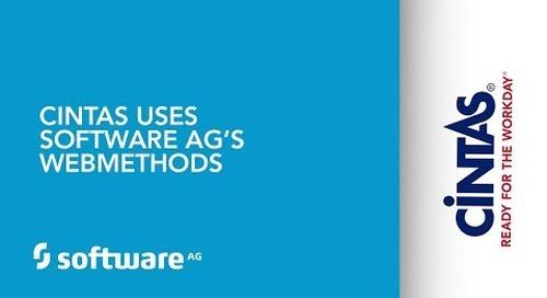 Cintas uses Software AG's webMethods