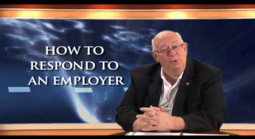 It's Your Business With Alan Guinn   Getting A Job