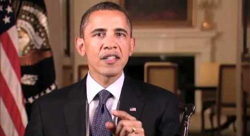 Barack Obama, President of the United States