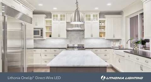 Lithonia OneUp™ LED Luminaires – Product Overview