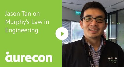 Jason Tan on Murphy's Law in Engineering