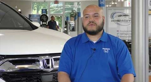 Madison Honda Success Story