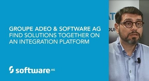 Groupe Adeo & Software AG: Finding solutions together