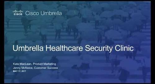 Umbrella Healthcare Security Clinic