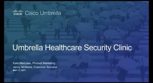 Umbrella Healthcare Security Clinic