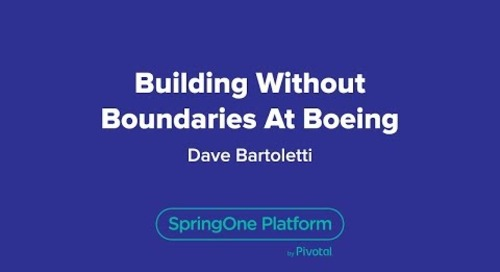 Building Without Boundaries At Boeing